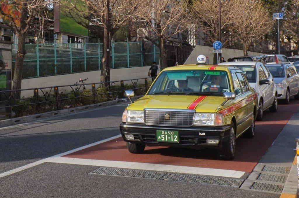 سيارات الأجرة في اليابان ، ساونيهون