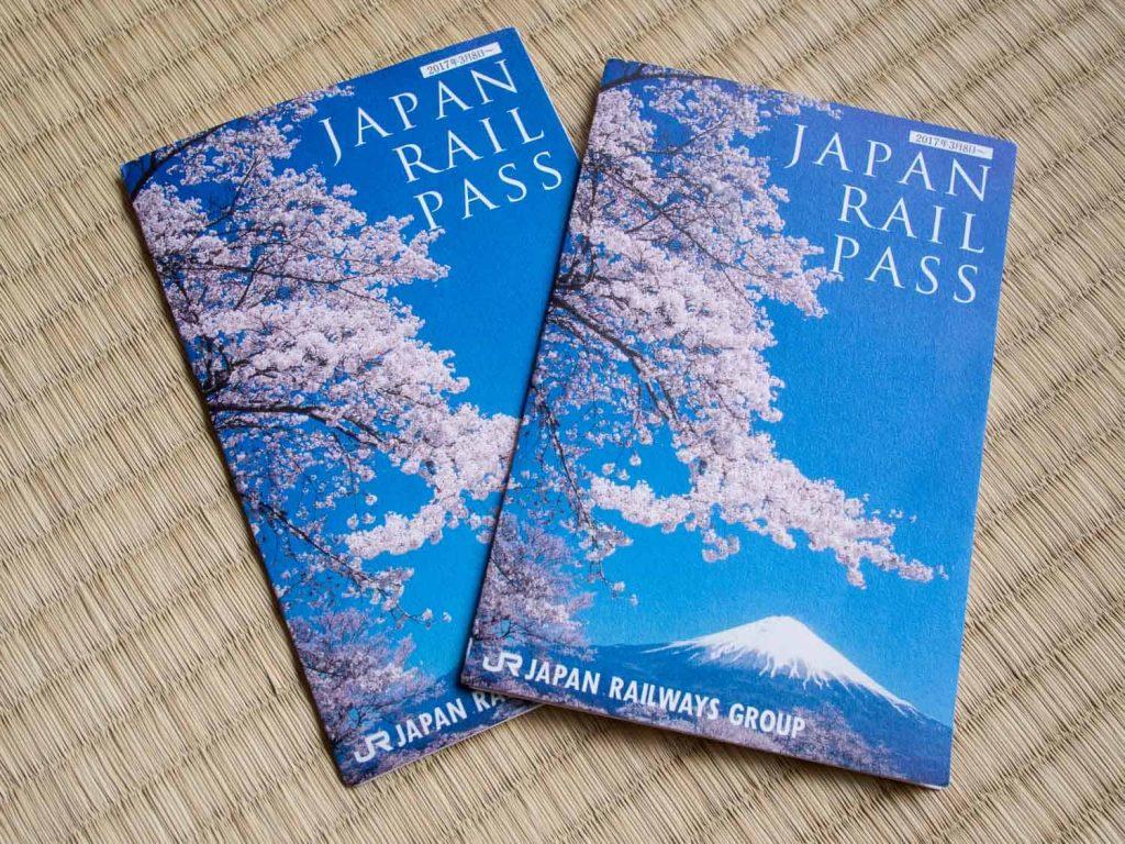 بطاقة JR Pass