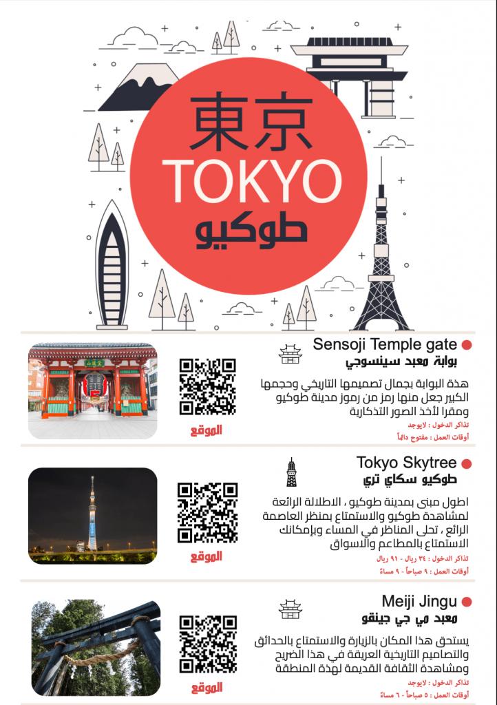دليل ساونيهون للسياحة بمدينة طوكيو